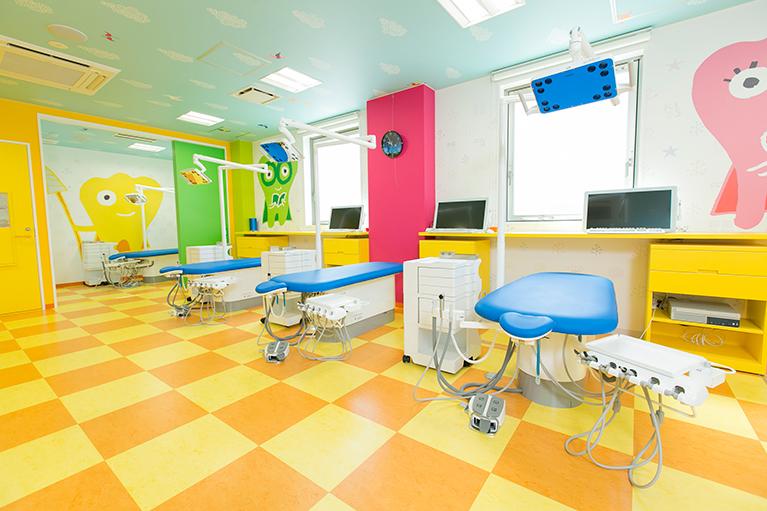 最初に歯医者さんに行くタイミング