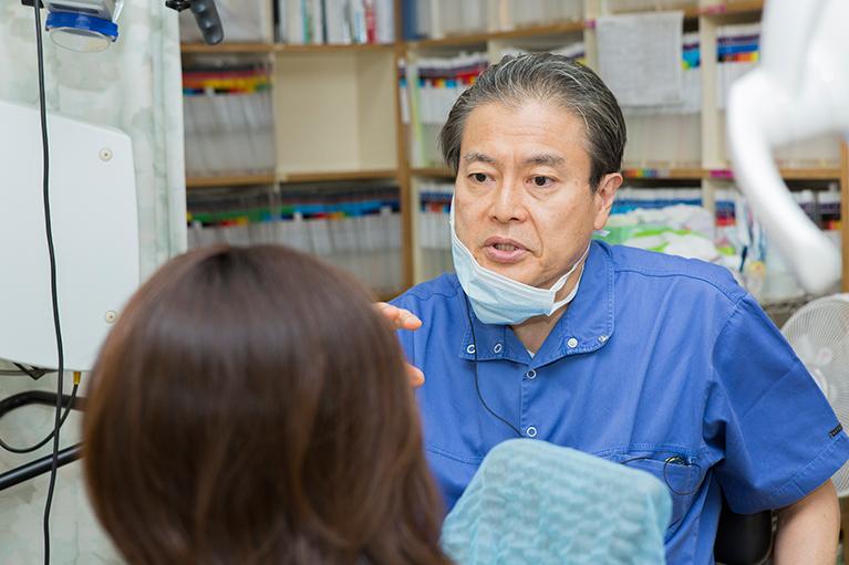 虫歯の再発を防ぐための工夫